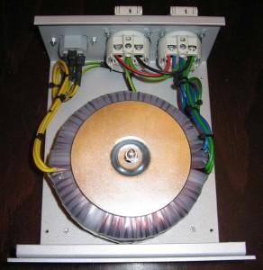 Pointe TPC 600 jelkondicionáló, leválasztó trafó, power conditioner